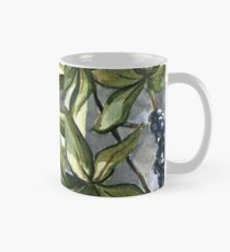 Bayberry Botanical Painting Mug