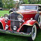 Nash Ambassador, 1931 by Billlee