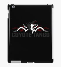 Coyote Tango (var 4) iPad Case/Skin