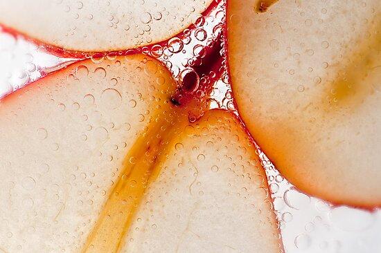 Tiny Bubbles 11 by Jacinthe Brault