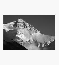 Mt Everest 8848m Photographic Print
