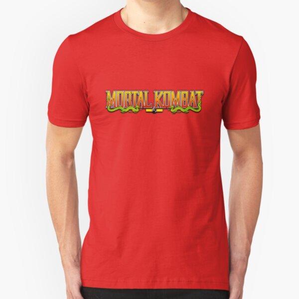 Mortal Kombat  Slim Fit T-Shirt