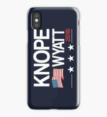 Knope Wyatt 2016 iPhone Case