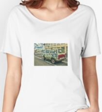 City run around! Women's Relaxed Fit T-Shirt
