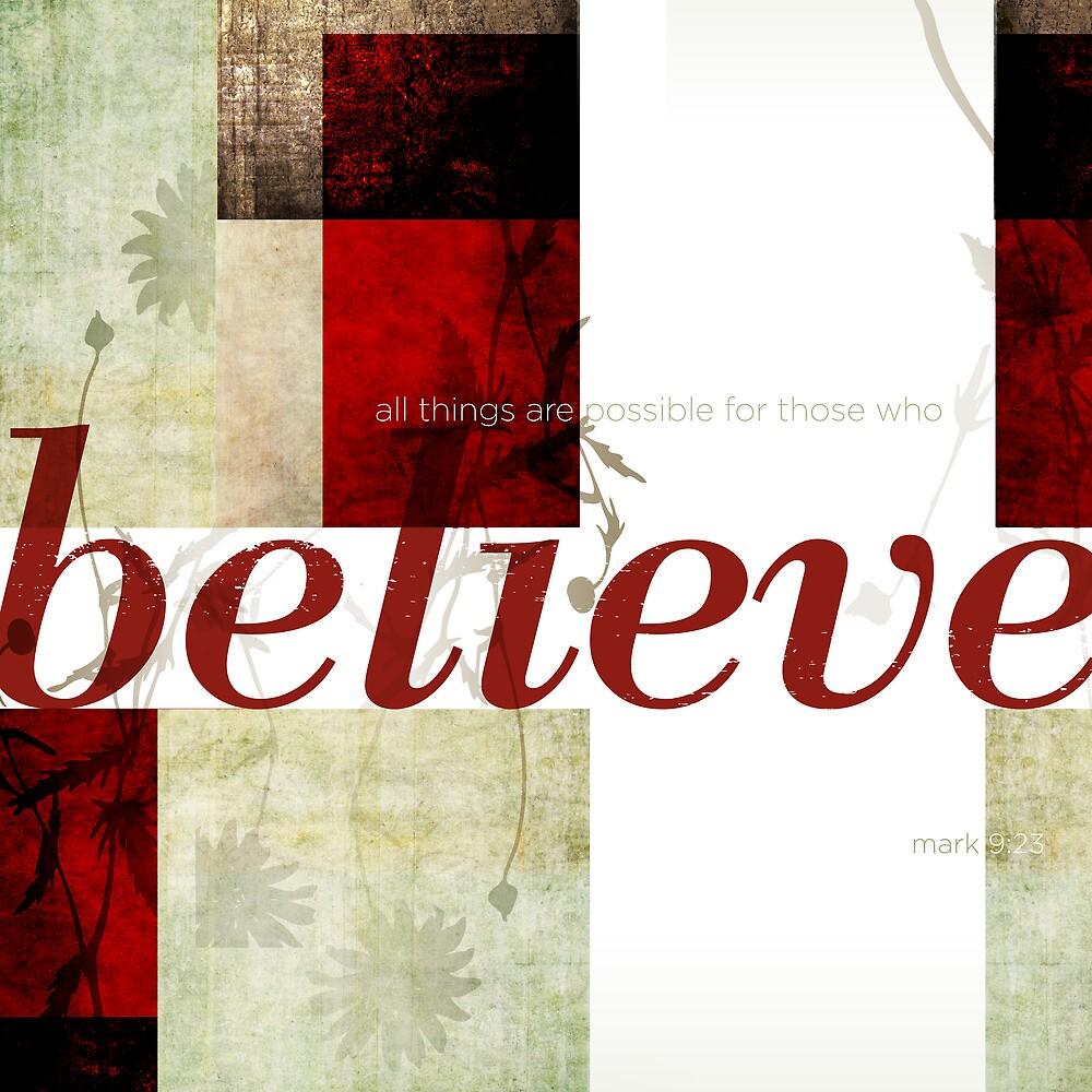 Mark 9:23 by Dallas Drotz