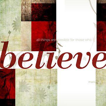 Mark 9:23 by dallasd