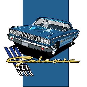 Ford Galaxie 427 by limey57