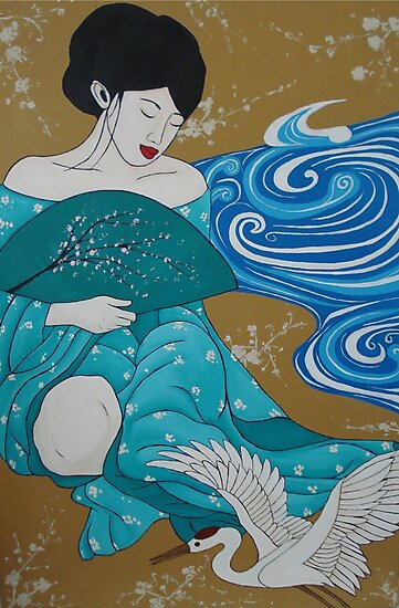 bethany's japan by Leanne Inwood