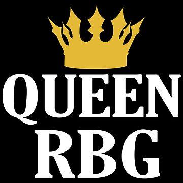 Queen RBG by Sasya