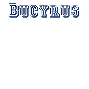 Bucyrus by CreativeTs