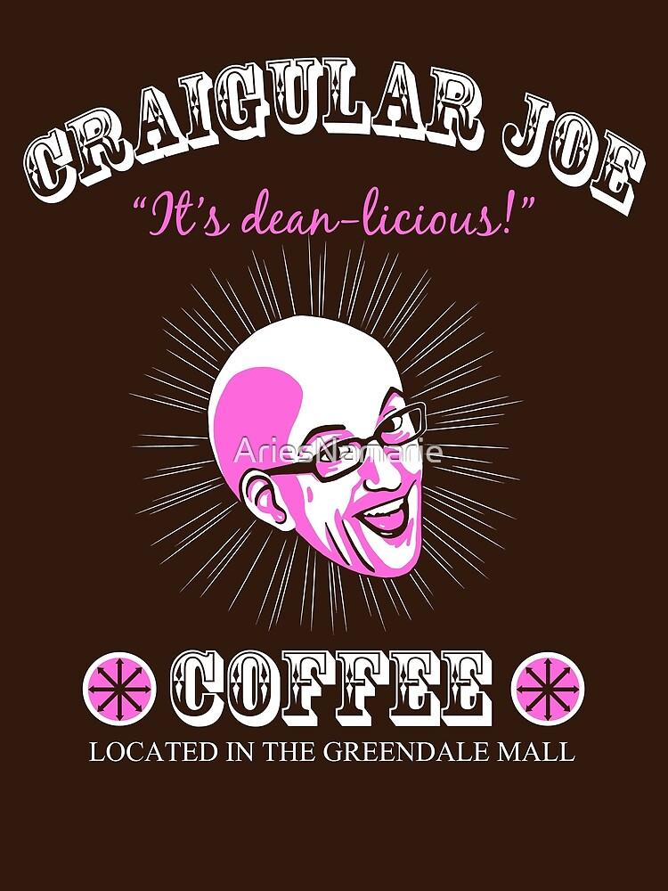 Craigular Joe by AriesNamarie