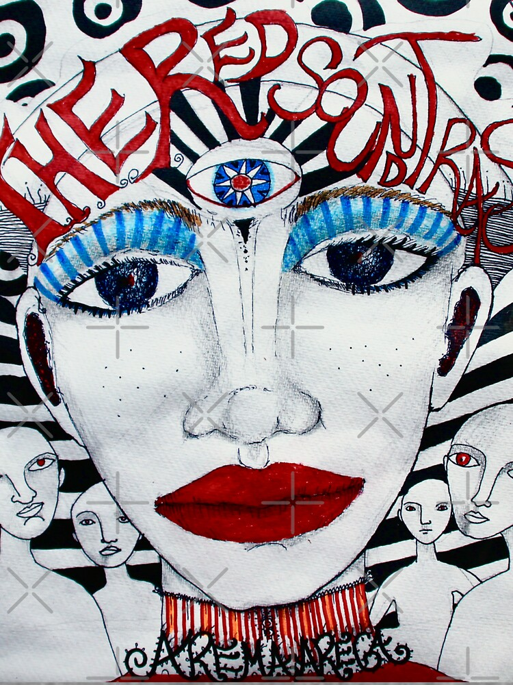 The Red Soundtracks - Drawing de aremaarega