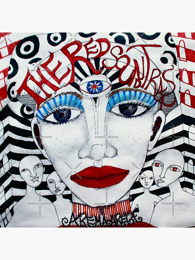The Red Soundtracks - Drawing de aremaarega