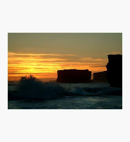 Sherbrooke Beach,Great Ocean Road Photographic Print
