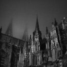 Cologne Cathedral by villrot