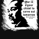 MLK Martin Luther King Jr by HolidayT-Shirts
