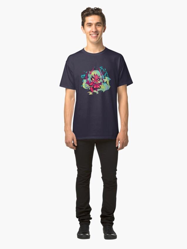Alternate view of evol Classic T-Shirt