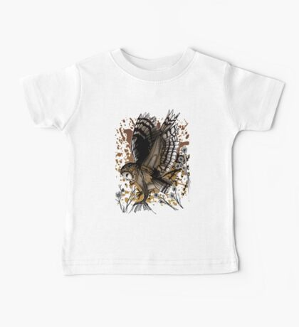 Barn Owl Stance Kids Clothes
