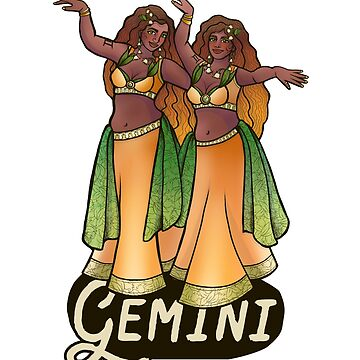 Gemini Belly Dancers  by Boogiemonst