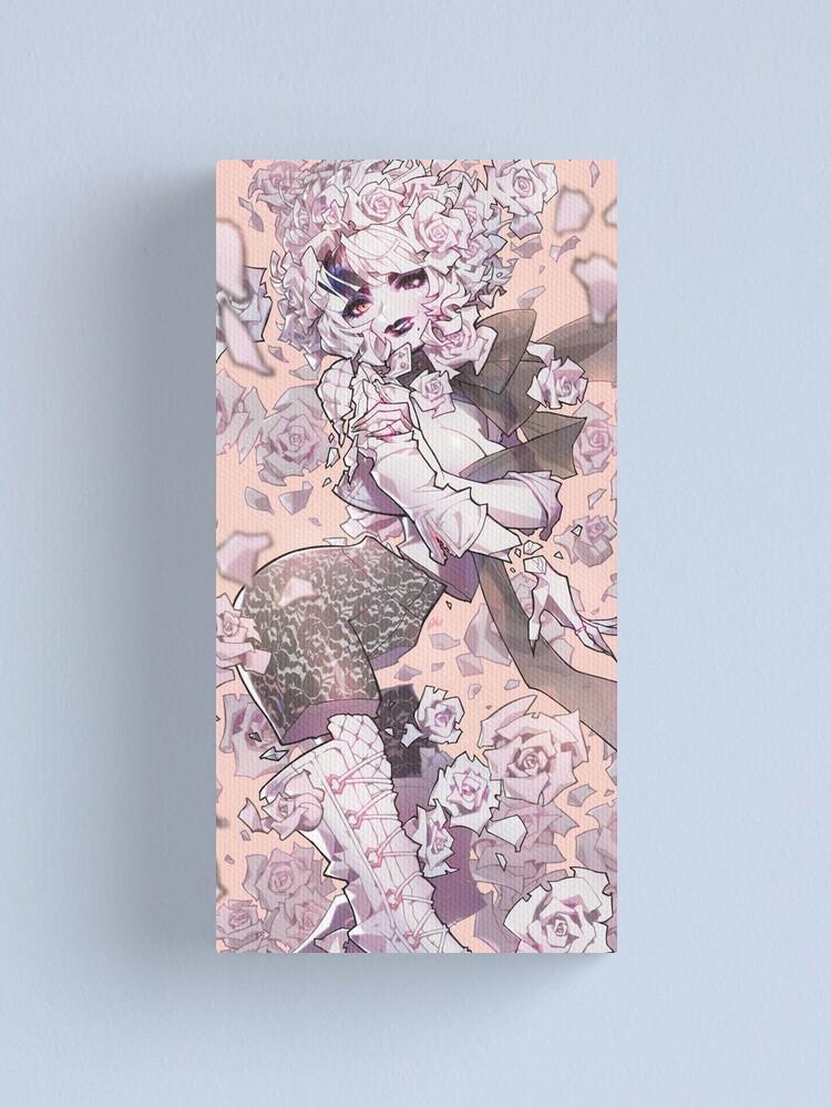 Alternate view of alabaster Canvas Print