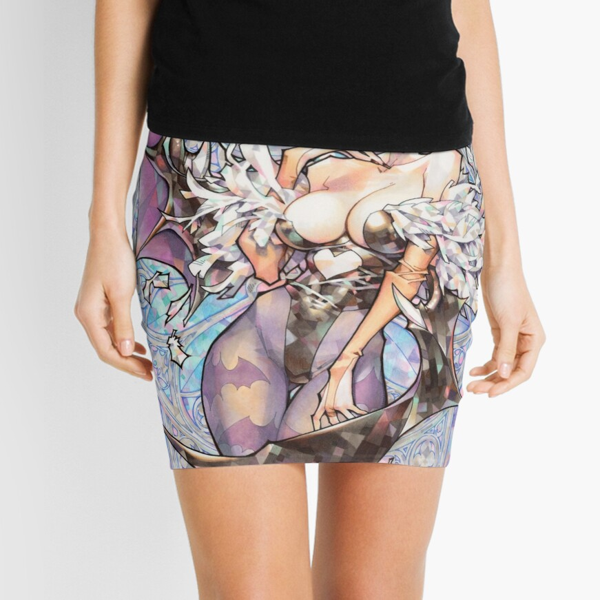 sombra Minifalda