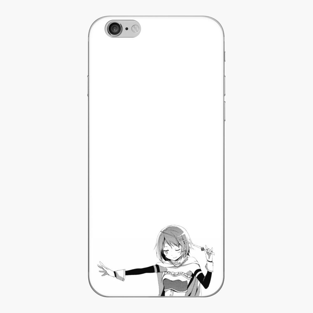 Sayaka Magical Girl iPhone Klebefolie