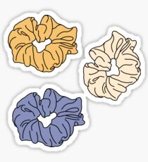 Scrunchie Pack Sticker