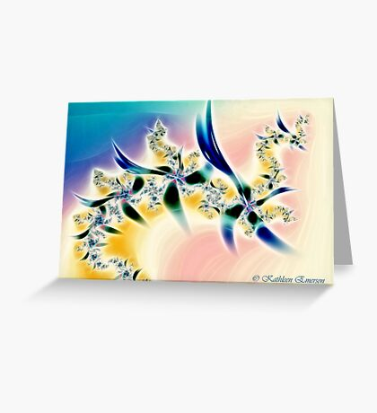 Flight to Freedom Greeting Card