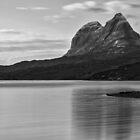 Suilven and Cam Loch by derekbeattie