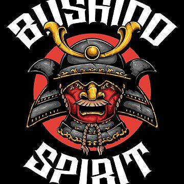 Bushido Spirit Warrior by Skullz23