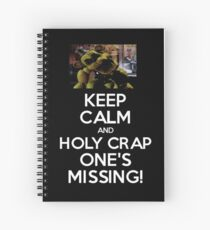 Five Nights at Freddy's: One's Missing! Spiral Notebook