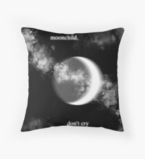 moonchild, don't cry | RM Throw Pillow