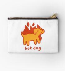 Hot Dog Zipper Pouch
