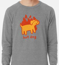 Hot Dog Lightweight Sweatshirt