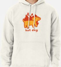 Hot Dog Pullover Hoodie