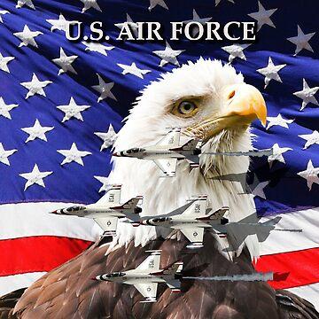 U.S. Air Force by EdmondHoggeJr