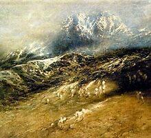 #Mountains #Landscape, #Outdoors, #Tawlula, Panoramic, Weather by znamenski
