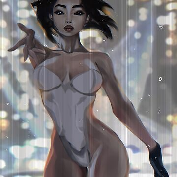 Whisper. Ghost in the shell. by Taiss14
