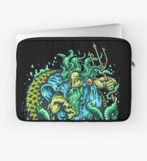 Poseidon or Neptune - god of the sea Laptop Sleeve