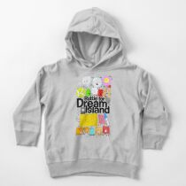 BFDI Poster White Toddler Pullover Hoodie