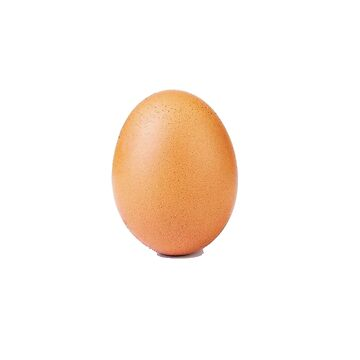 Instagram Egg World Record Likes by eightyeightjoe