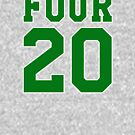 Four 20 by StrainSpot