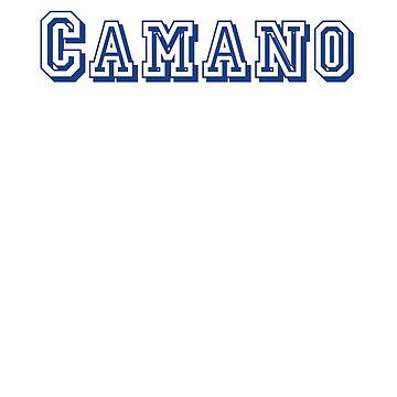 Camano by CreativeTs