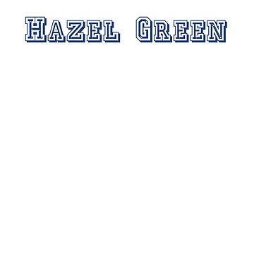Hazel Green by CreativeTs