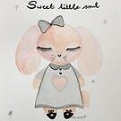 Sweet little soul by MarleyArt123