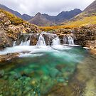 The Fairy Pools Scotland by Adrian Alford Photography