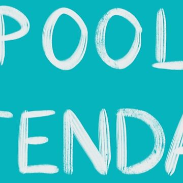 POOL ATTENDANT SAFETY WEAR  by Its-Popcoin