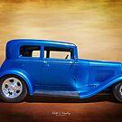 31 Blue by Keith Hawley