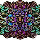 «patrón de madala» de colleneconrad