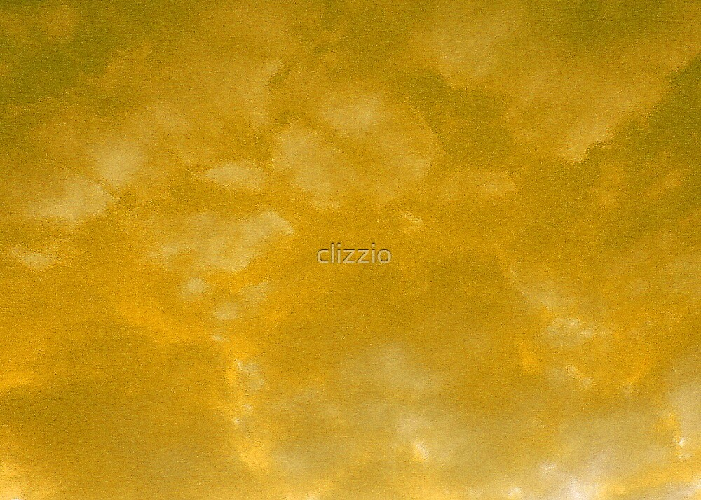 Orange Fluff by clizzio